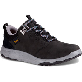 Teva W's Arrowood LUX WP Shoes black/grey